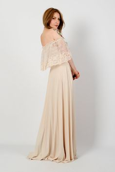Lace Vintage Maxi - Etsy by Tin Roof $173