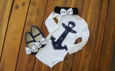 Olivia Paige Rockabilly Little baby Sailor by OliviaPaigeClothing