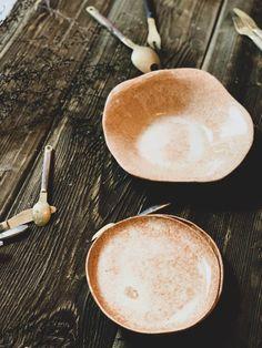 Crab Salad, Salad Bowls, Latte, Ceramics, Tableware, Etsy, Vintage, Food, Ceramica