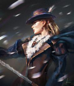 Inquisitor by avvart on DeviantArt
