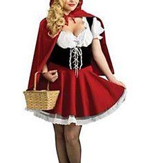 Disfraces de Halloween: Disfraz de Caperucita Roja