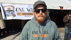 John Gonzalez of MLive, who just completed his search for Michigan's Best Coffee Shop, stumbled upon One Well Brewery, which debuted a coffee/doughnut beer at the Michigan Winter Beer Festival. The Kalamazoo brewery made the beer with Sweetwater's cake doughnuts, and a Bali Blend coffee from Water Street Coffee Joint. Brewer Chris O'Neill was excited to share the Kalamazoo love among craft beer drinkers. John also sampled his popular Jalapeno beer.