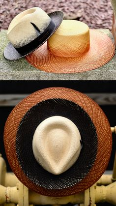 His  amp  Hers from our EXCLUSIVE Bollman Hat Company Makers  Collection  Pictured 6f9fc276f6c9