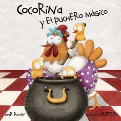Cocorina y el puchero mágico has won First Place for Best Children's Picture Book - Spanish in the International Latino Book Awards!   Cocorina y el puchero mágico ha obtenido el Primer Premio al Mejor libro ilustrado de niños - español en los International Latino Book Awards!  https://www.box.com/s/rzw14zibtw7vtn0mbd22