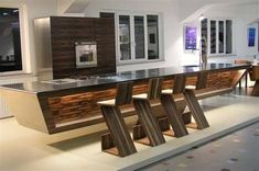 [gallery Transitional kitchen design ideas - People are dreaming of perfect home design as what they want. But everyone has their own choice and favorite home design. Home Design, Home Bar Designs, Best Kitchen Designs, Modern Kitchen Design, Interior Design Kitchen, Modern Interior Design, Design Homes, Bath Design, Interior Ideas
