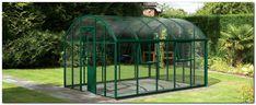 50+ Beautiful Modern Greenhouse Ideas