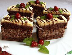 Ha szereted a meggyes édességeket, ez biztosan a kedvenced lesz! Izu, Cheesecake, Sweet, Recipes, Food, Gastronomia, Candy, Cheesecakes, Essen