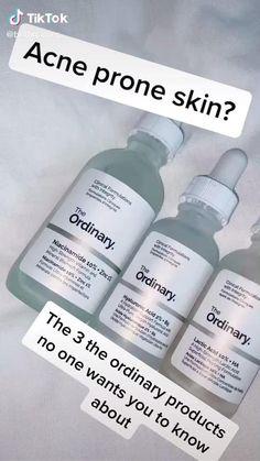 Natural Hair Treatments, Skin Treatments, Acne Treatment, Best Acne Spot Treatment, The Ordinary Skincare For Acne, The Ordinary For Oily Skin, The Ordinary Toner, Skin Tips, Skin Care Tips
