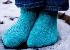 Ivy Brambles Ice Princess Stockings Pattern by Patti Waters