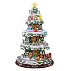 Shop The Bradford Exchange for PEANUTS Christmas Skating Pond Figurine. No one captures the true spirit and joy of the Christmas season better than the PEANUTS® Gang. Now, join Charlie Brown, Snoopy, Lucy™, Linus and the rest in celebrating the season. Peanuts Christmas Tree, Animated Christmas Tree, Charlie Brown Christmas, Christmas Trees, Disney Christmas, Christmas Countdown, Christmas Snoopy, Christmas Gingerbread, Christmas Morning