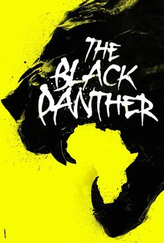 The Black Panther - Created by Daniel Norris