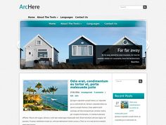 If you are in search of something special for your real estate blog or personal page the ArcHere theme will delight you with a nice design and powerful backend customizations. Several layouts, a template for a Contact Page with a customizable contact form in it. Social Bar, Seo Optimization, Themes Free, Contact Form, Responsive Web Design, Premium Wordpress Themes, Really Cool Stuff, Layouts, Cool Designs