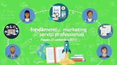 Fondamenti di Marketing dei Servizi Professionali @ Pesaro - 22-Settembre https://www.evensi.it/fondamenti-di-marketing-dei-servizi-professionali-pesaro/215738333