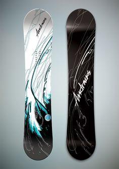 Cool Snowboard Designs