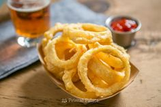 How to make Paleo Onion Rings
