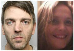 'Wicked' drug addict James Hutchinson jailed for life over Christmas Day murder of partner Nicola Woodman in frenzied knife attack
