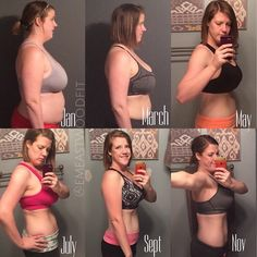 21 Day Fix and Insanity Max 30 while breastfeeding results from a busy mom of 2 toddlers!