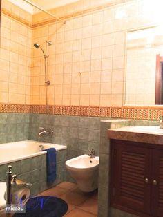 Ensuite badkamer.
