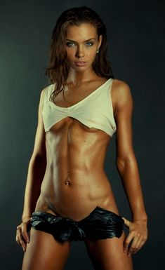 Sexy Female Abs Core put the power back in your powerhouse. sexy female abs