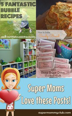 Were you featured at this weeks Super Mommy Club Party?