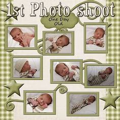Image result for getting ready for baby scrapbook