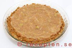 Bred på rabarberkompotten Fika, Desserts, Milk, Tailgate Desserts, Deserts, Postres, Dessert, Plated Desserts