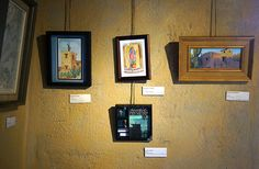 Check out the talented artists featured in the Little Gallery's Plein Air Art Show! All the works on display are available for sale. These pieces would make great birthday, anniversary, and holiday gifts for any art collector or DeGrazia enthusiast. Plein Air Art Show & Sale runs through November 14th, 2014 and is open daily from 10:00am – 4:00pm. #NationalHistoricDistrict #DeGrazia #Little #Gallery #Adobe #Architecture #Tucson #Arizona #AZ #Exhibition #PleinAir