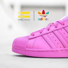huge discount 3b584 62ca7 Pharrell Williams x adidas Originals Superstar