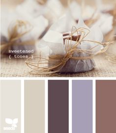 LOVE, Love, love... I think this is going to be the master bedroom colors.