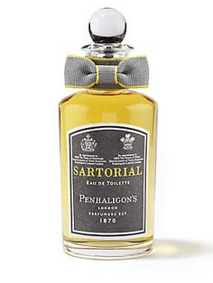 Quite a metallic scent to this one encompassing the scent of the tailors of London's famous Saville Row