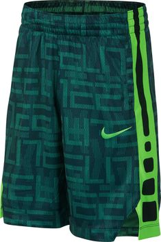d382735a663f Nike Boys  Dry Elite Stripe Basketball Shorts