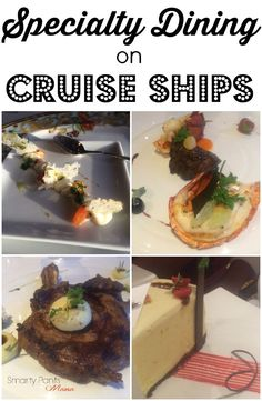 Speciality Dining on Cruise Ships Review: Speciality Dining on Cruise Ships Review