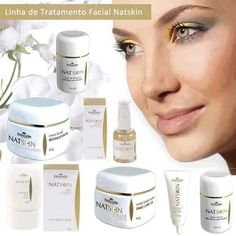 Linha Nat skin - Tratamento Facial. Talytta Máyra - Consultora Loja virtual: www.hinodeonline.net/3206160