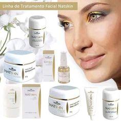 Linha Nat skin - Tratamento Facial. Talytta Máyra - Consultora Executiva Ouro. ID: 489392. E-mail: talyttamayra@outlook.com https://www.hinodeonline.net/489392