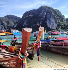 Koh Phi Phi, Thailand always loving thailand. Holiday Destinations, Vacation Destinations, Beautiful World, Beautiful Places, I Want To Travel, Life Is An Adventure, Wanderlust Travel, Solo Travel, Southeast Asia