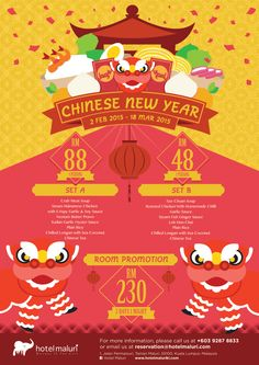 Hotel Maluri Chinese New Year