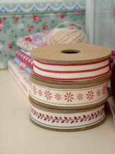 Ribbon by sweet berry me, via Flickr