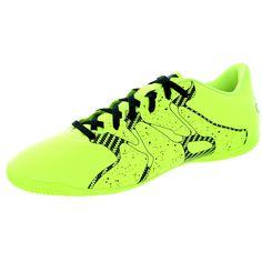 Adidas Men's x 15.4 In /Black/ Indoor Soccer Shoe