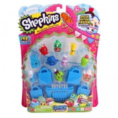 Season 1 Shopkins 12-Pack from Moose Toys