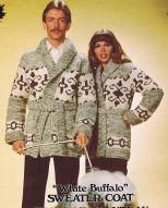 Items similar to White Buffalo Cowichan PDF Pattern Salish Sweater Coat Knitting cardigan Jumper West coast on Etsy Sweater Coats, Sweaters, Buffalo, My Etsy Shop, Winter Jackets, Trending Outfits, Pattern, How To Make, Pdf