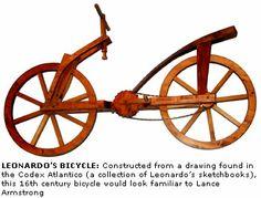 Leonardo+Da+Vinci+Inventions | ... BLOG SOCIALES BILINGUE: THE LEONARDO DA VINCI'S BICYCLE for 2nd ESO