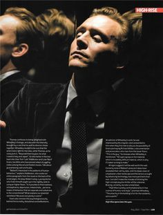 """HIGH-RISE in Total Film's 100 future films to watch including a new still of Tom Hiddleston in the elevator of doom."""