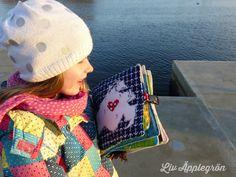 Äpplegrön: QuietBook
