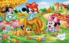 Duck Wallpaper, Cartoon Wallpaper, Goofy Disney, Baby Disney, Disney Princess, Mickey Mouse And Friends, Mickey Minnie Mouse, Disney Magical World, Image Mickey