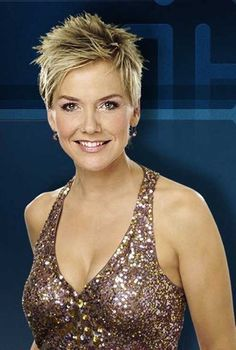 Hairstyles Short 35 Awesome Short Hairstyles For Fine Hair  Pinterest  Fine Hair