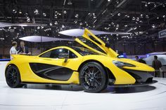 McLaren at the 2013 Geneva International Motor Show, has premiered the McLaren P1™ at http://carexpo.info