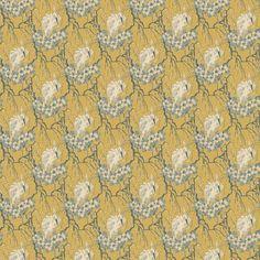 Art Nouveau Jugendstil Wallpaper Behang Tapete (Japonism / Japonisme)