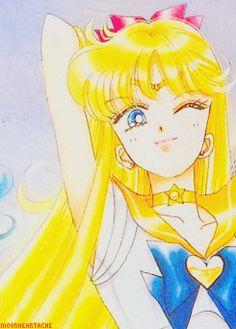 Sailor Venus. sailor moon