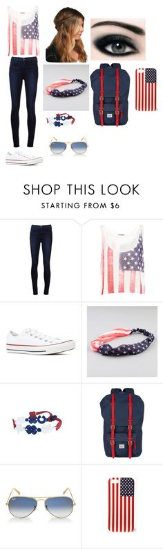 """""""Spencer"""" by e-alisha ❤ liked on Polyvore featuring J Brand, Pull&Bear, Converse, Full Tilt, Cruciani, Max Factor, Herschel, Ray-Ban and Forever 21"""