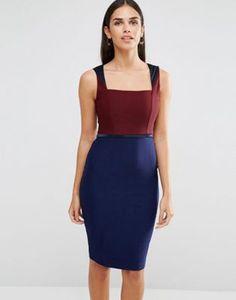 Vesper Sleeveless Pencil Dress